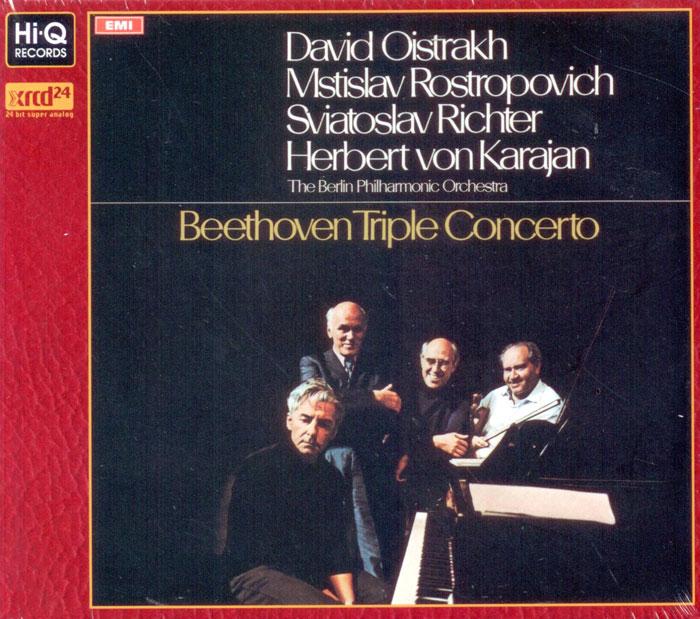 Concerto for Violin, Cello and Piano in C Major, Op. 56 Triple Concerto