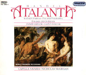 ATALANTA - 3 CD - PREMIERA SWIATOWA !