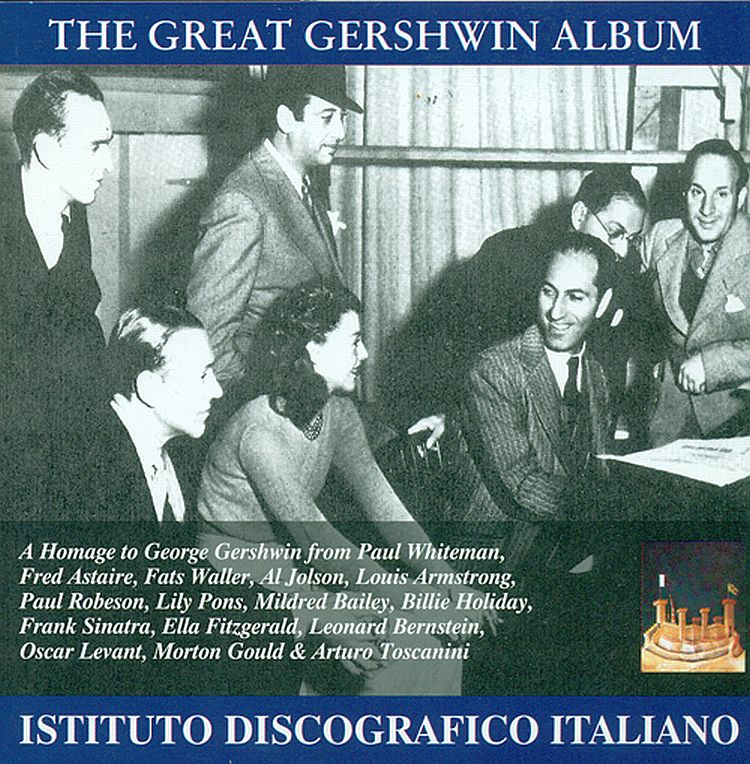 The Great Gershwin Album