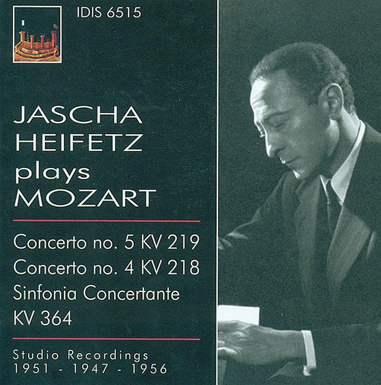 Heifetz Heifetz Plays Gershwin And Music Of France