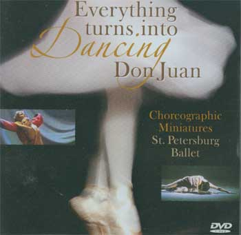 Everything turns into dancing - DON JUAN