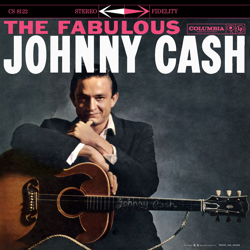 The Fabulous Johnny Cash image