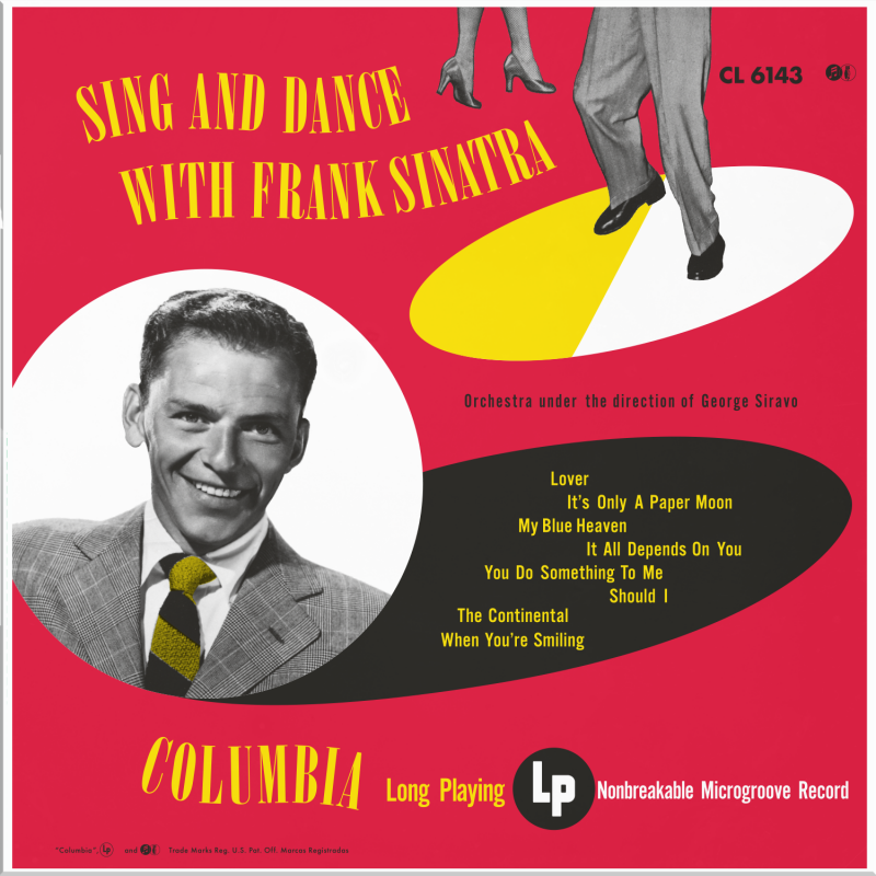 Sing and Dance with Frank Sinatra image