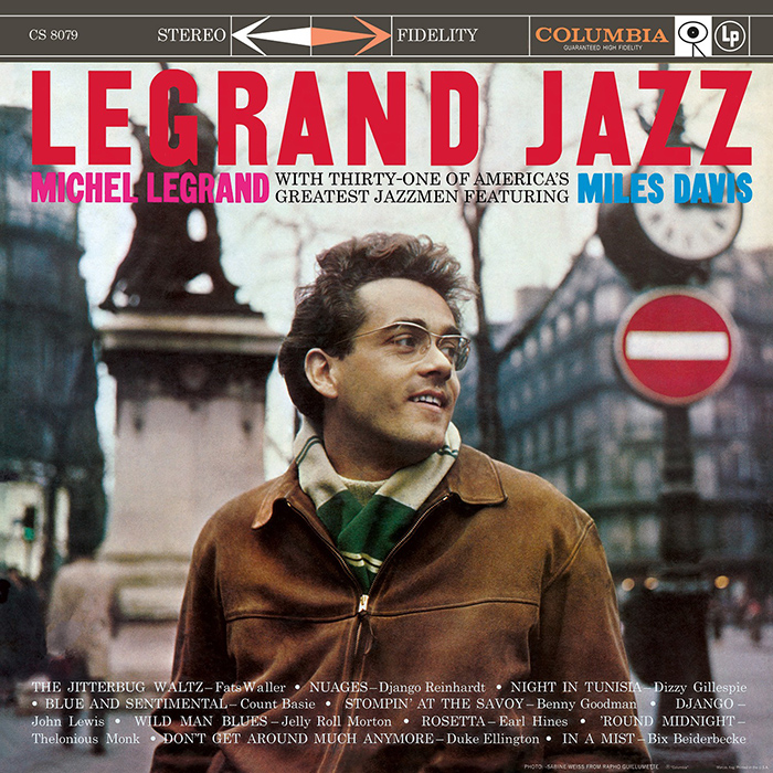 Legrand Jazz image