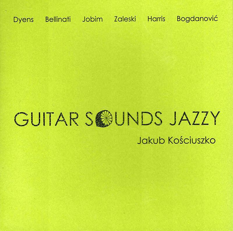 Guitar Sounds Jazzy