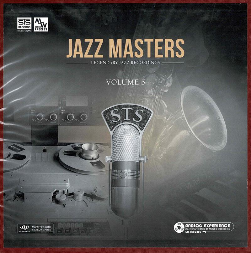 Jazz Masters vol. 5 image