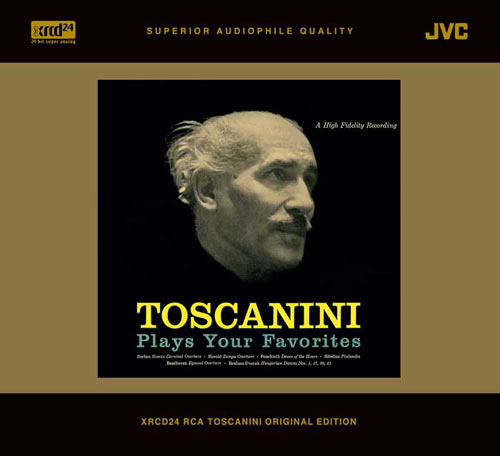 Toscanini plays your favorites