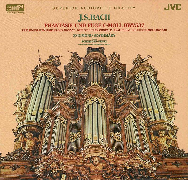Phantasie und Fuge in C-Moll BWV537 / Drei Schubler-Chorale / Praludium und Fuge e-moll