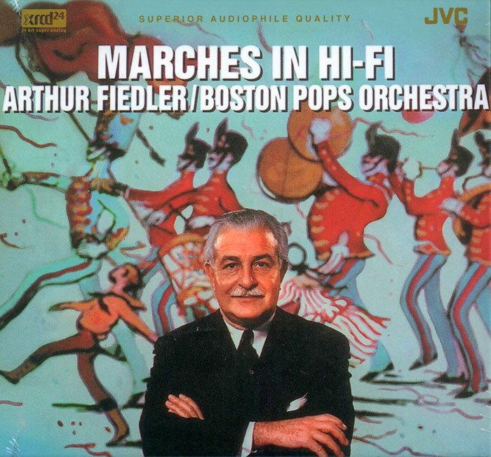 Marches in HI-FI