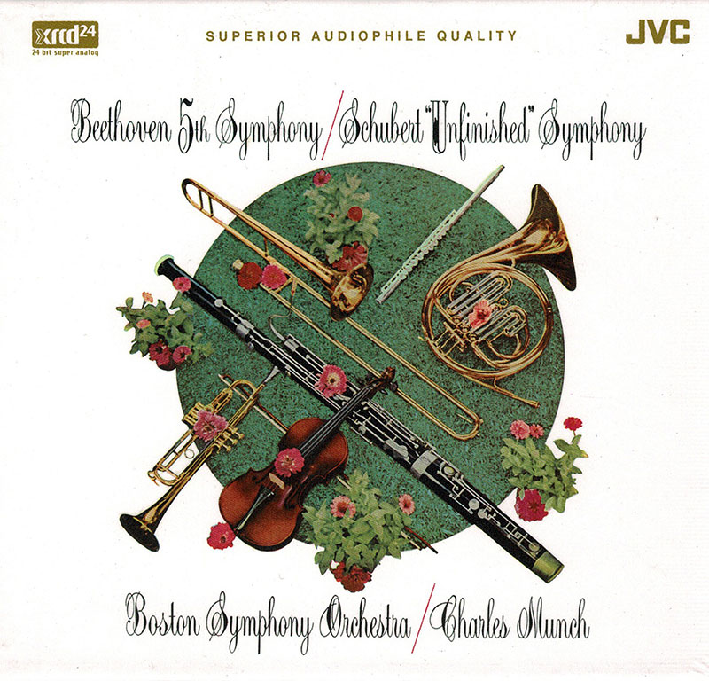 Symphony No. 5 / Symphony No. 8 image