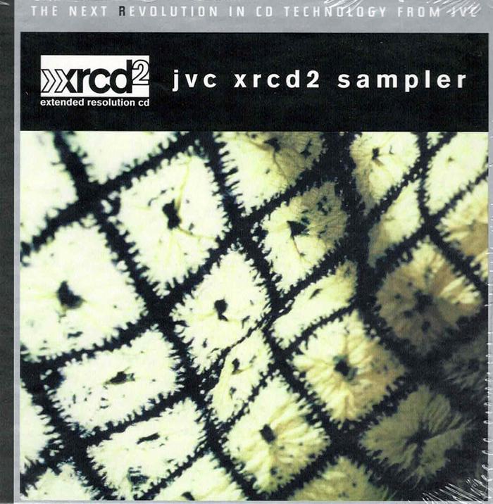 JVC XRCD2 SAMPLER