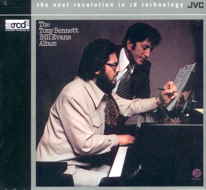 The Tony Bennett - Bill Evans Album