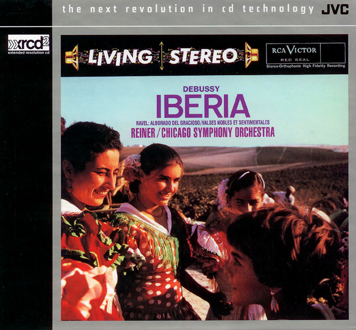 Iberia / Vales Nobles ey Sentimentals / Alborada del Gracioso