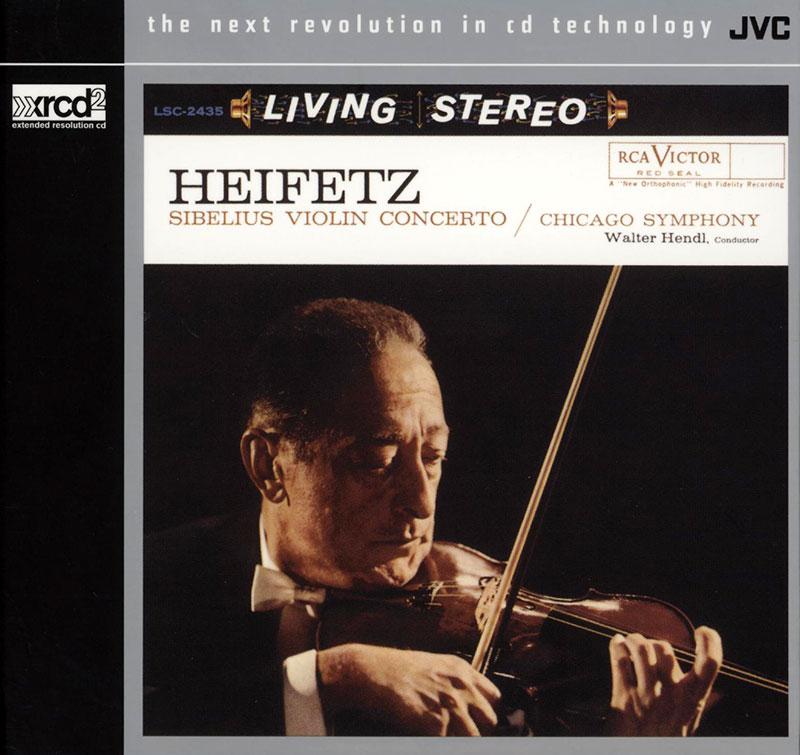 Violin Concerto in d Minor, Op.47 image