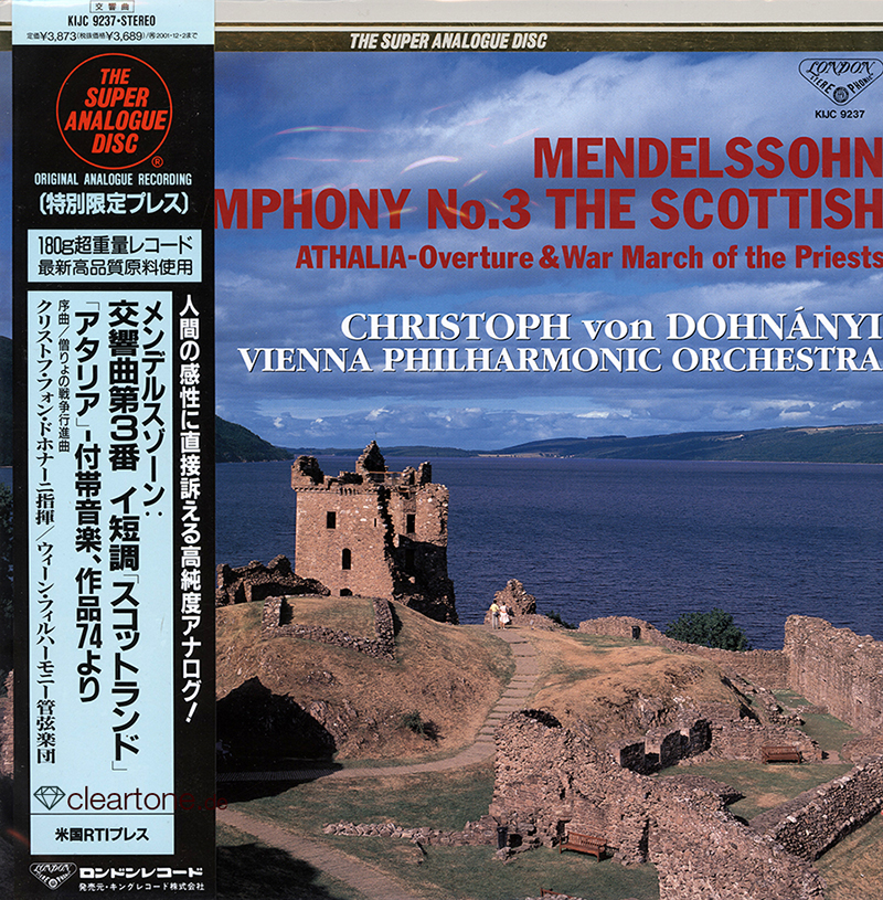 Symphony No. 3 'The Scottish'