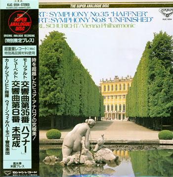 Symphony No. 35 HAFFNER / Symphony No.8