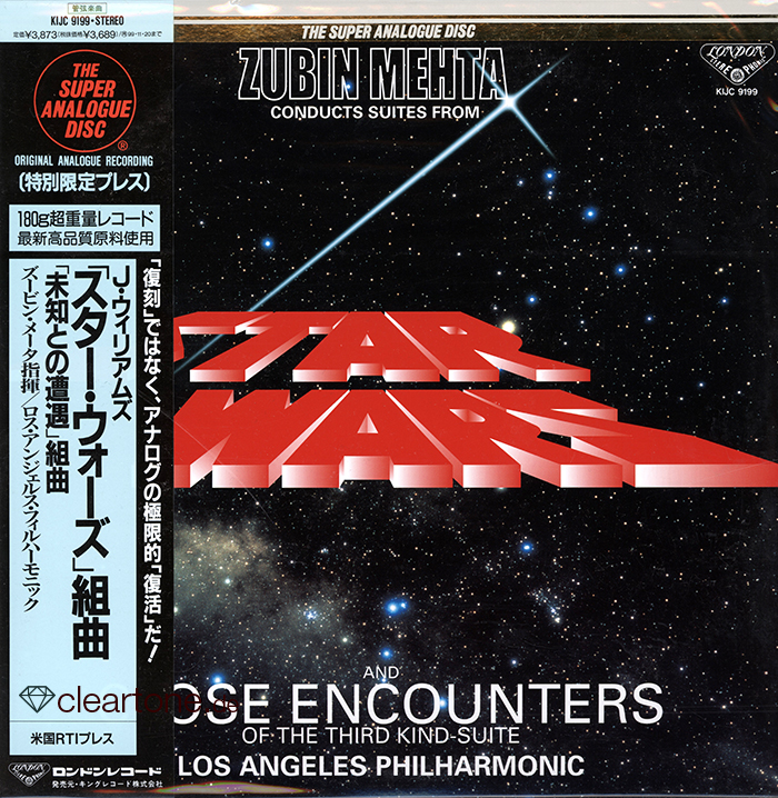 Star Wars - Suite / Suite From 'Close Encounters Of The Third Kind'