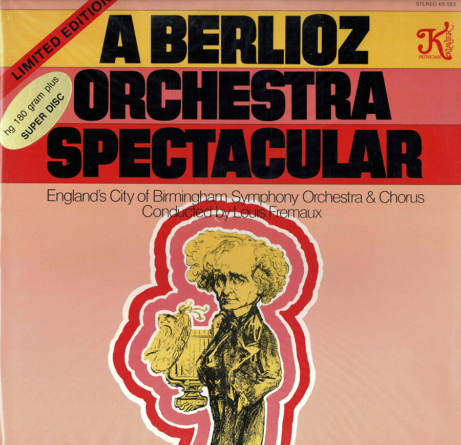 A Berlioz Orchestra Spectacular