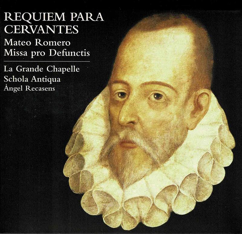 Requiem para Cervantes - Officium Defunctorum / Messa pro Defunctis / Absolutiones in Solemnibus Exe