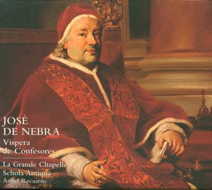 Vísperas de Confesores - niezwykle staranne i atrakcyjne wydanie