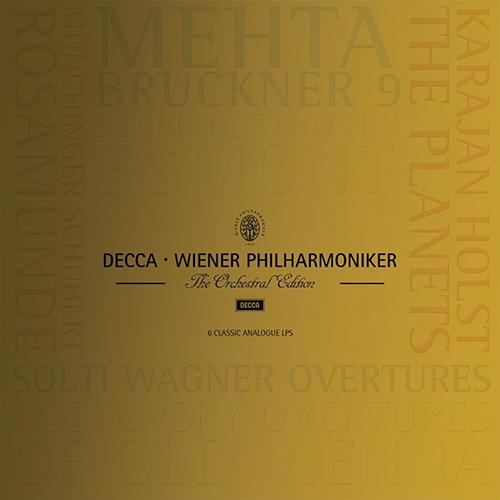 Decca Wiener Philharmoniker - The Orchestral Edition image
