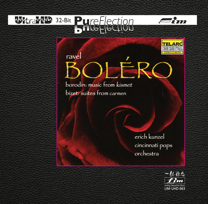 Bolero / Music from Kismet / Suite from Carmen