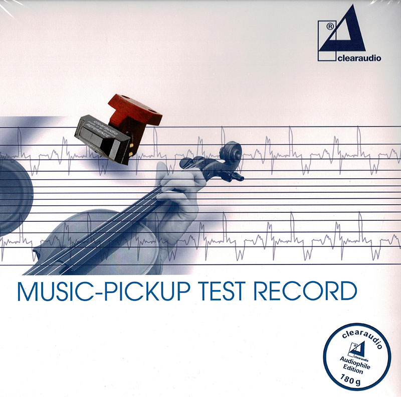 Music-Pickup Test Record
