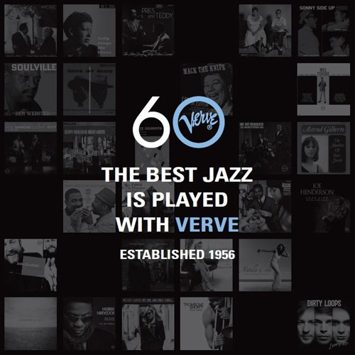 Verve 60: The Best Jazz Is Played With Verve Established