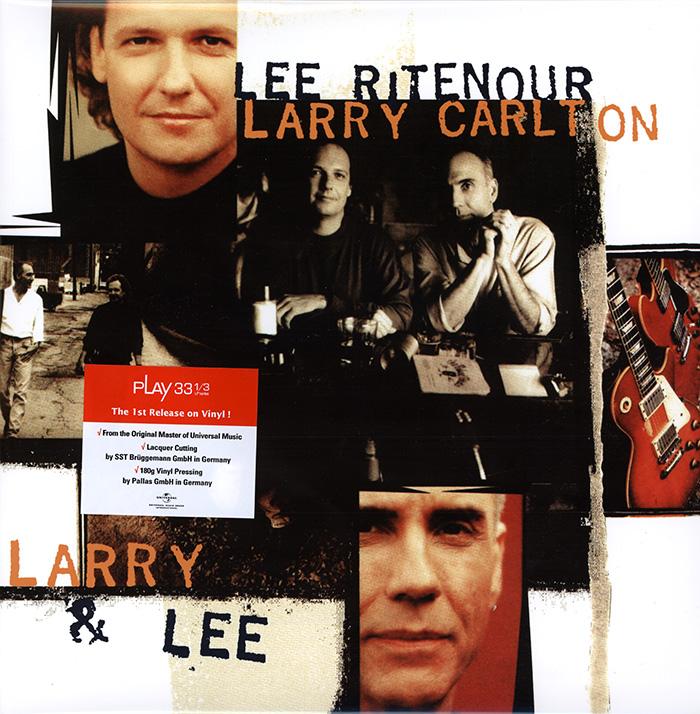 Larry & Lee image