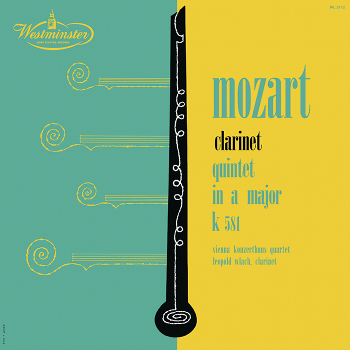 Clarinet Quintet in A Major image