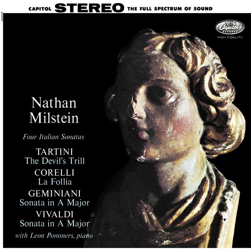 Four Italian Sonatas image