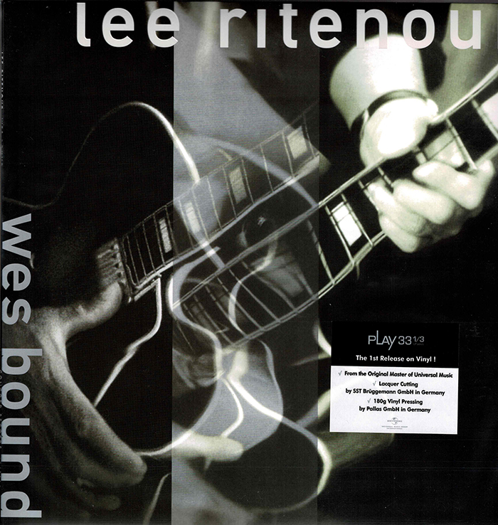 Lee Ritenour - Wes Bound image