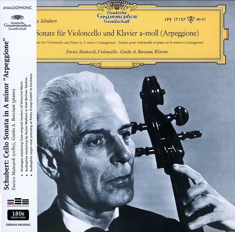 Arpeggione Sonata in A minor