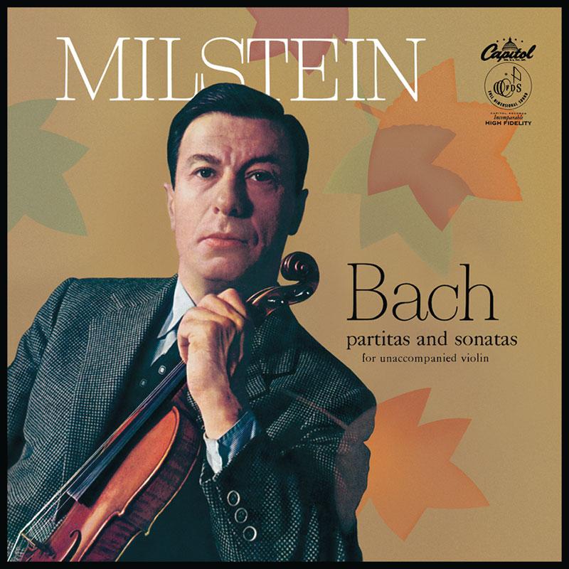 Partitas & Sonatas for unaccompanied violin
