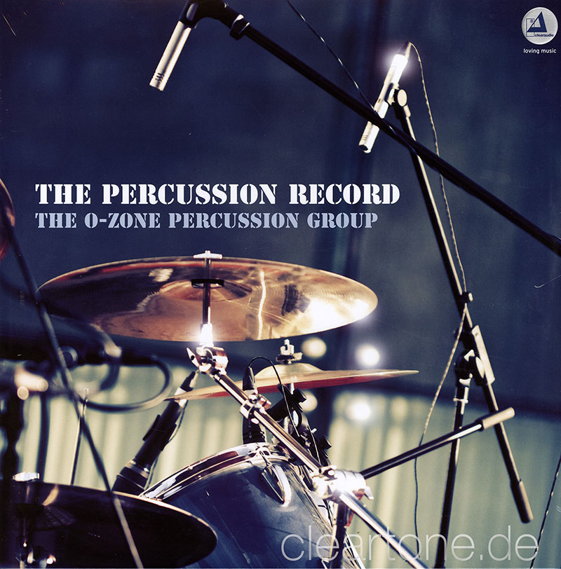 Clearaudio - The Percussion Record