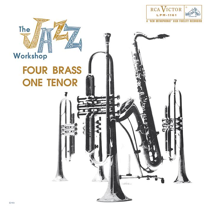 The Jazz Workshop - Four Brass One Tenor
