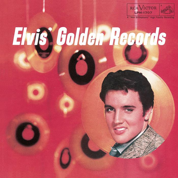 Elvis' Golden Records image