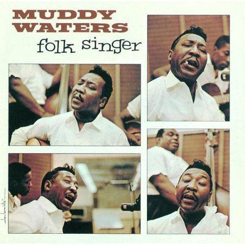 The Folk Singer image