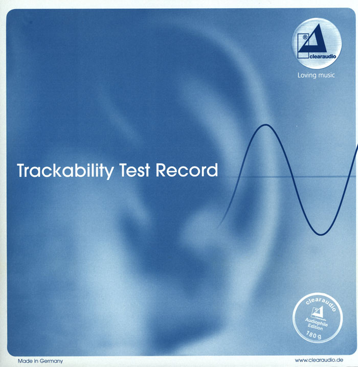 Trackability Test Record image