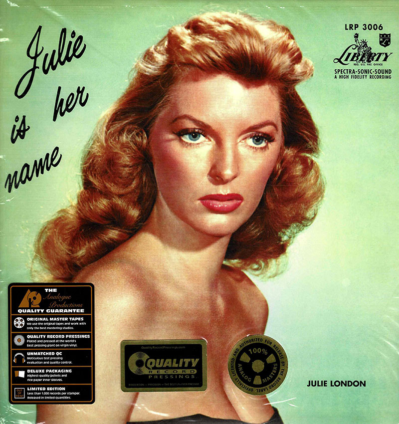 Julie is her name vol. 1