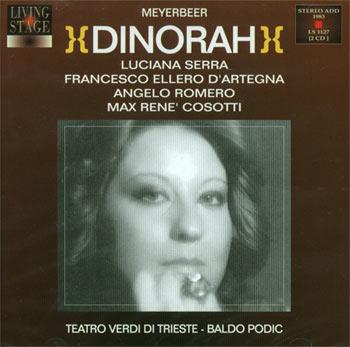 Dinorah - 1983 - Baldo Podis - Teatro Verdi di Trieste