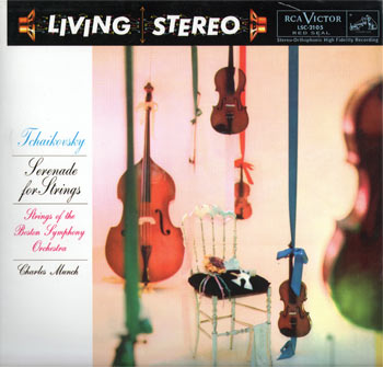 Serenade for strings / Introduction and Allegro for strings