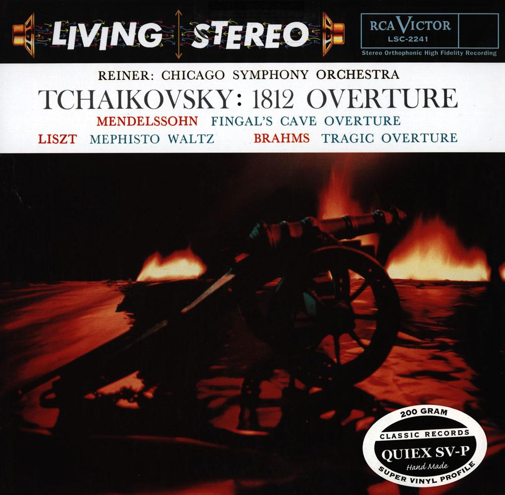 1812 Overture / Mephisto Waltz / Tragic Overture