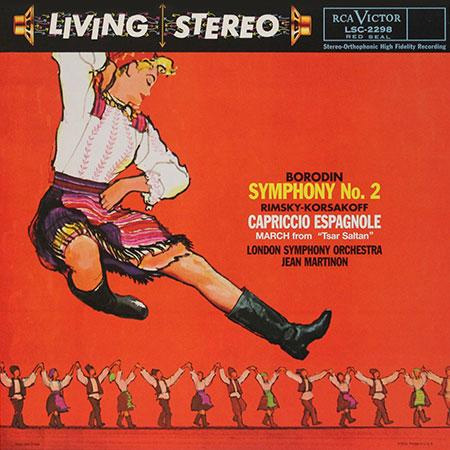 Symphony No. 2 / Capriccio Espagnole / Tsar Saltan - March