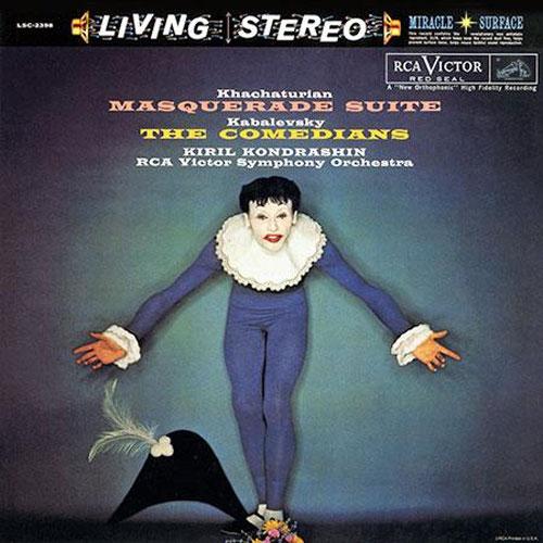 Masquerade Suite / The Comedians