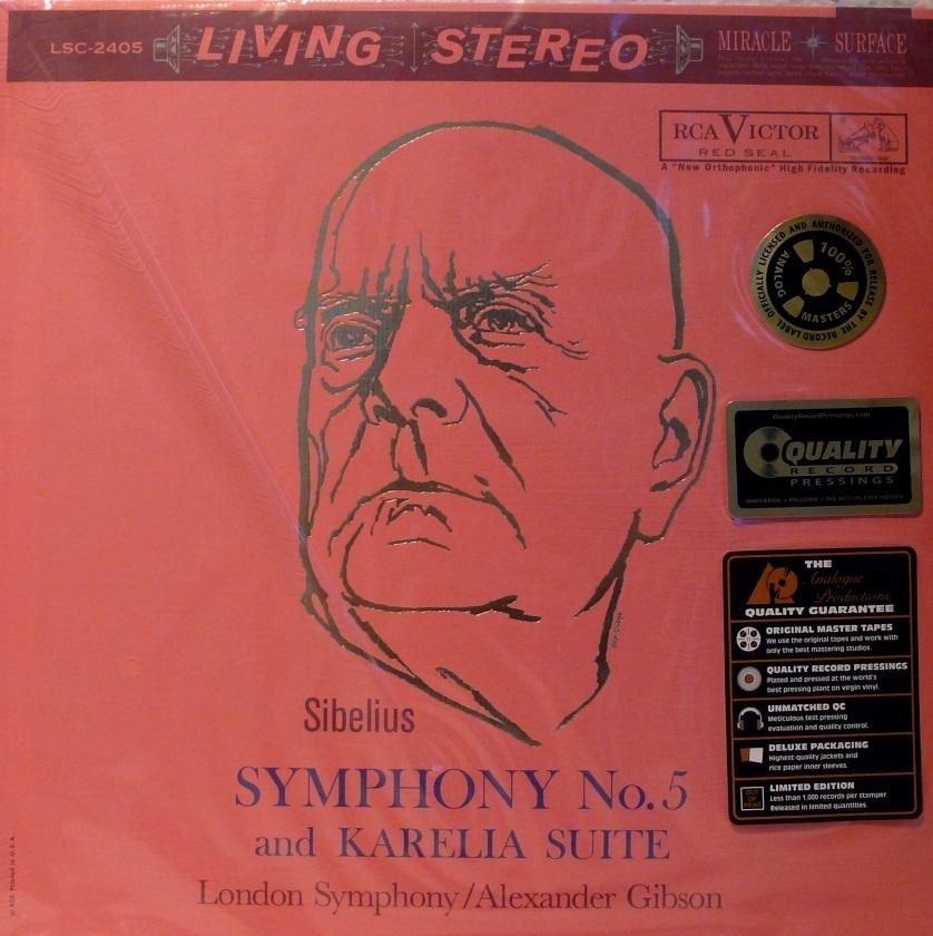 Symphony No. 5 / Karelia Suite