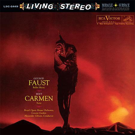 Faust - Ballet Music / Carmen - Suite image