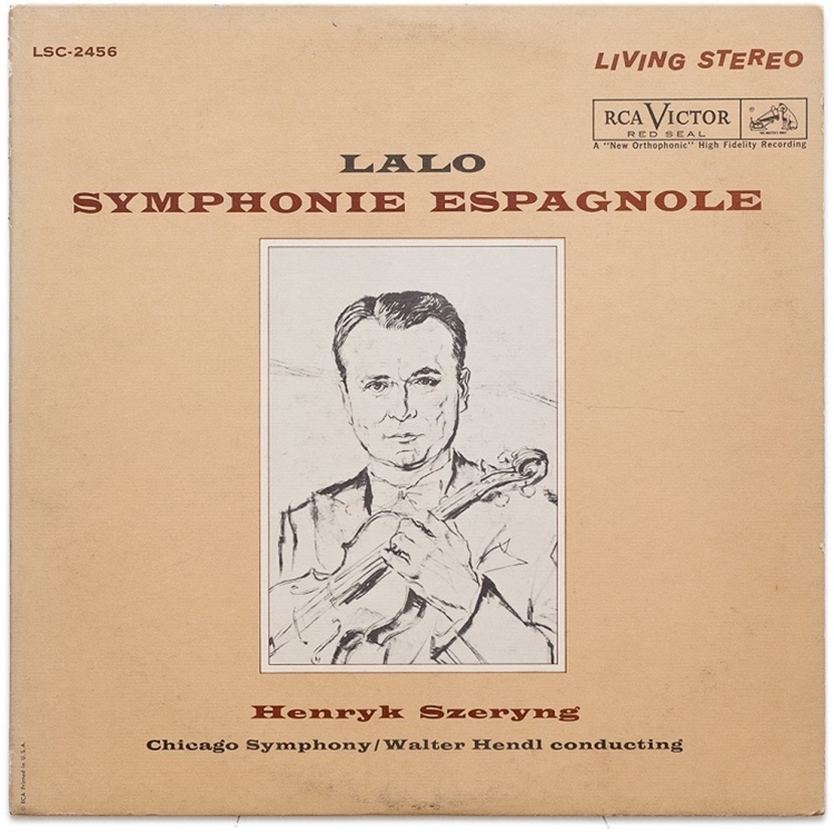 Symphonie Espagnole / Capriccio Espagnol