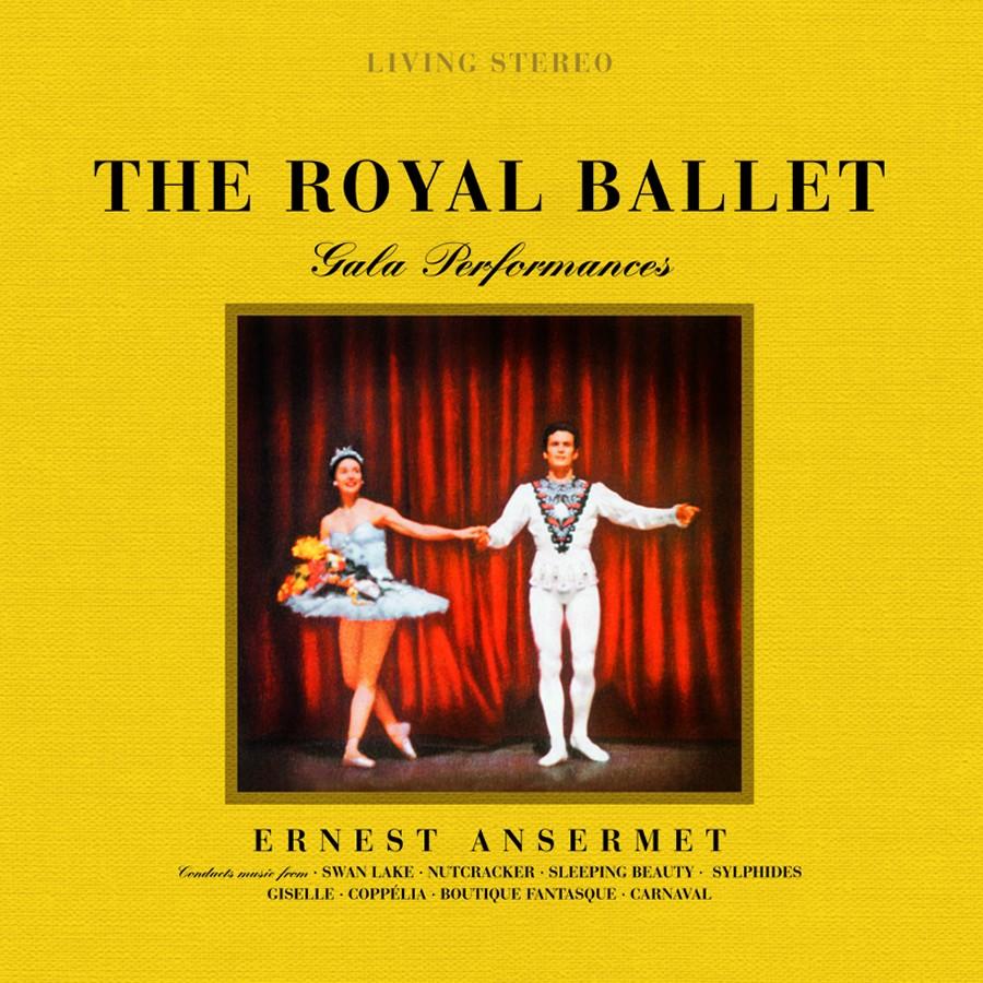 The Royal Ballet - Gala Performances image
