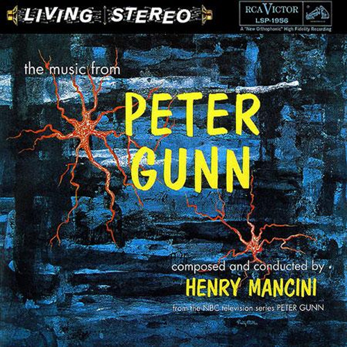 The Music from 'Peter Gunn' image